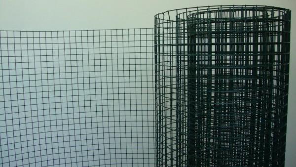 Volierengitter grün MW 19,0 x 19,0 mm