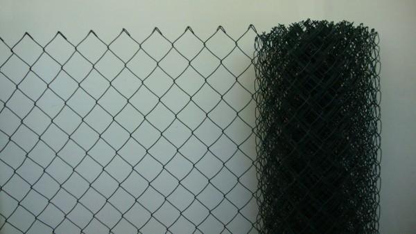 MDZ grün Gitterhöhe 1,25 m Rollenlänge 25 lfm