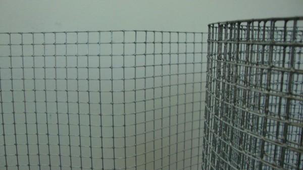 ESAFORT Volierengitter verzinkt MW 25,4 x 25,4 mm