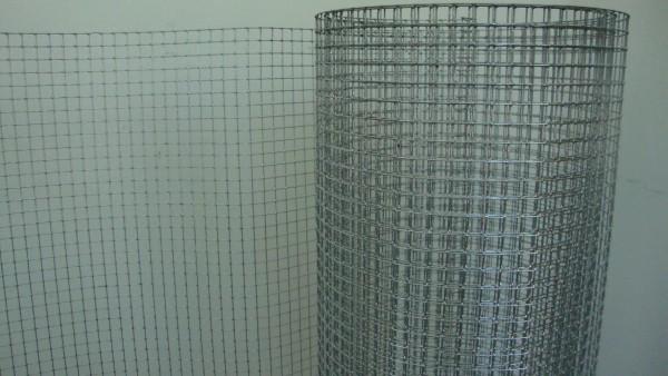 VOLIERENGITTER verzinkt MW 19,0 x 19,0 mm